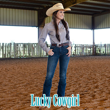 Lucky Cowgirl