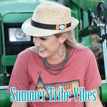 Summer Tribe Vibes