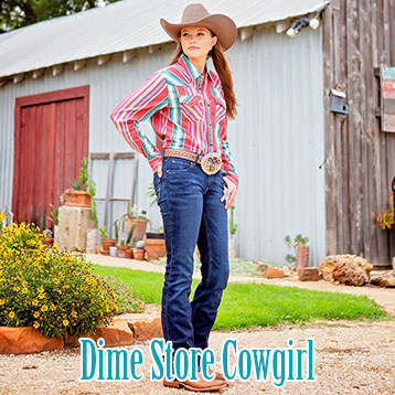Dime Store Cowgirl