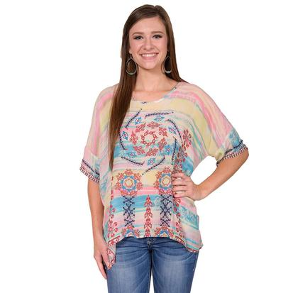 Johnny Was Women's Bay Dolman Poncho