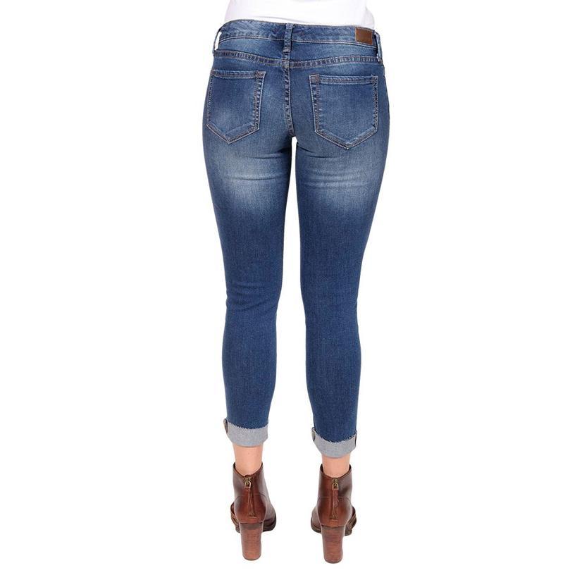 Dear John Denim Womens Joyrich Ankle Jeans