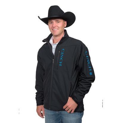 Cinch Mens Bonded Aqua Jacket