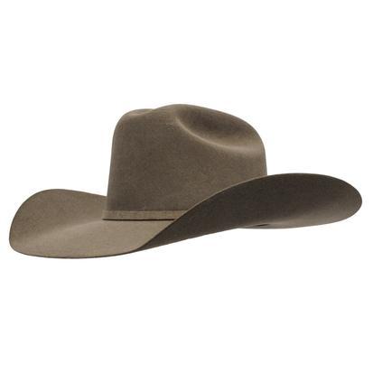 Resistol 6X Stone 72 USTRC Drilex Felt Hat