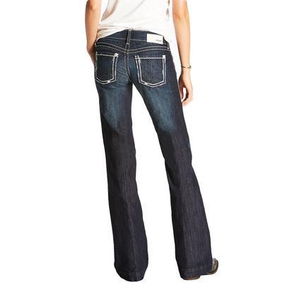 Ariat Womens Dark Wash Mila Trouser Jeans