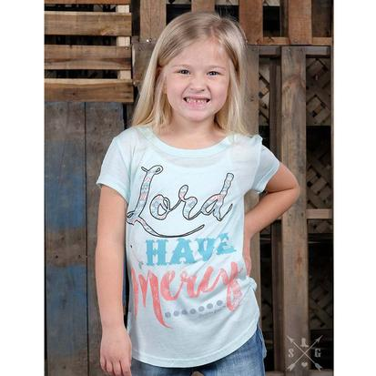 Southern Grace Girls Lord Have Mercy Short Sleeve Tee