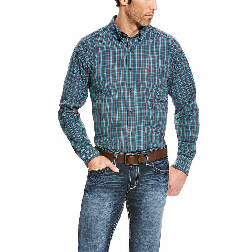 Ariat Mens Avinger Shirt