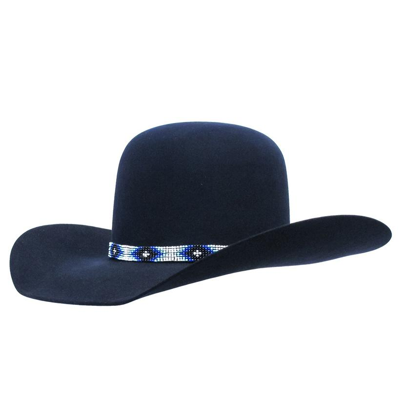 Rodeo King Mens Rodeo 7X Bull Rider Felt Cowboy Hat