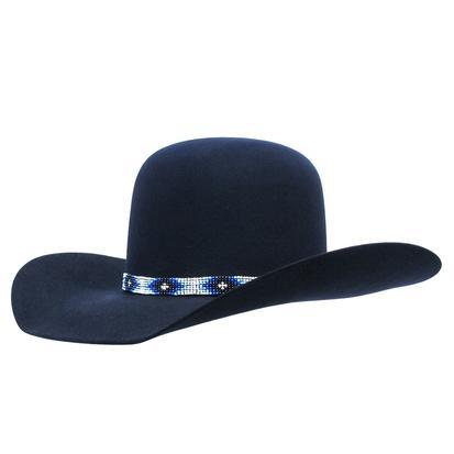 Rodeo King Mens Rodeo 7X Bull Rider Felt Cowboy Hat