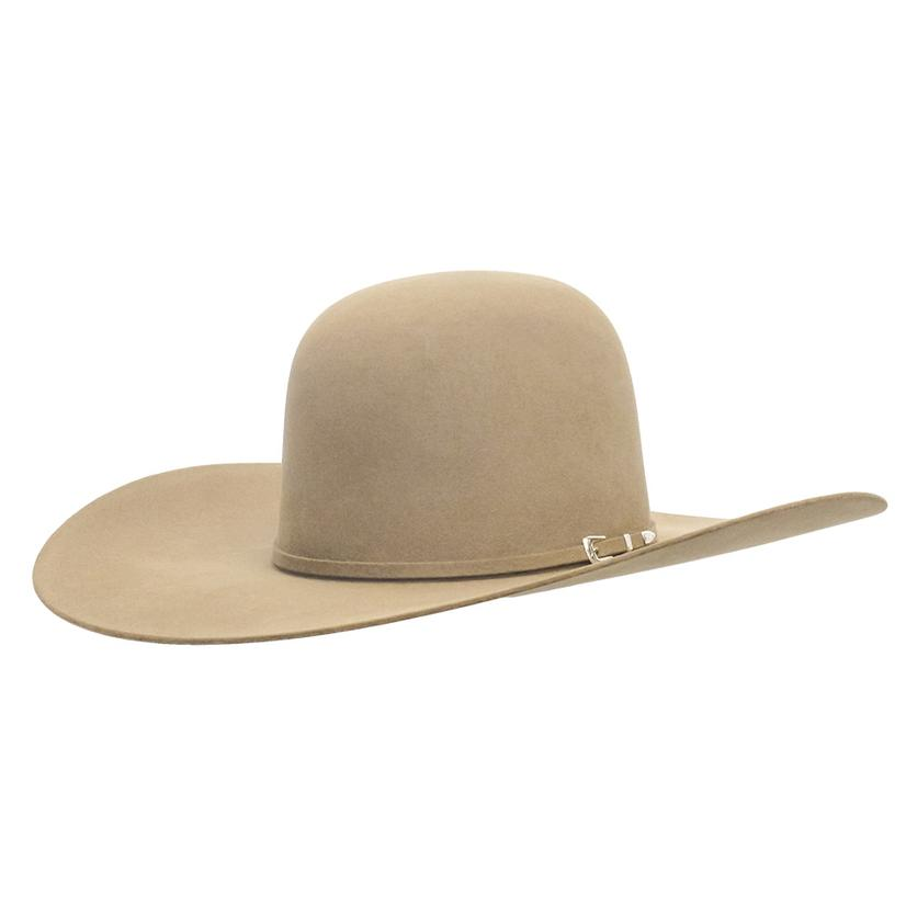 Rodeo King Mens 7X Natural Pecan 4 7/8