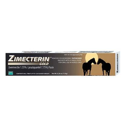 Zimecterin Gold Paste
