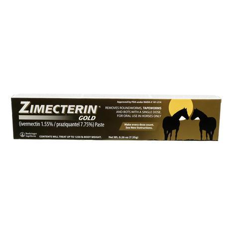 Zimecterin Gold Paste