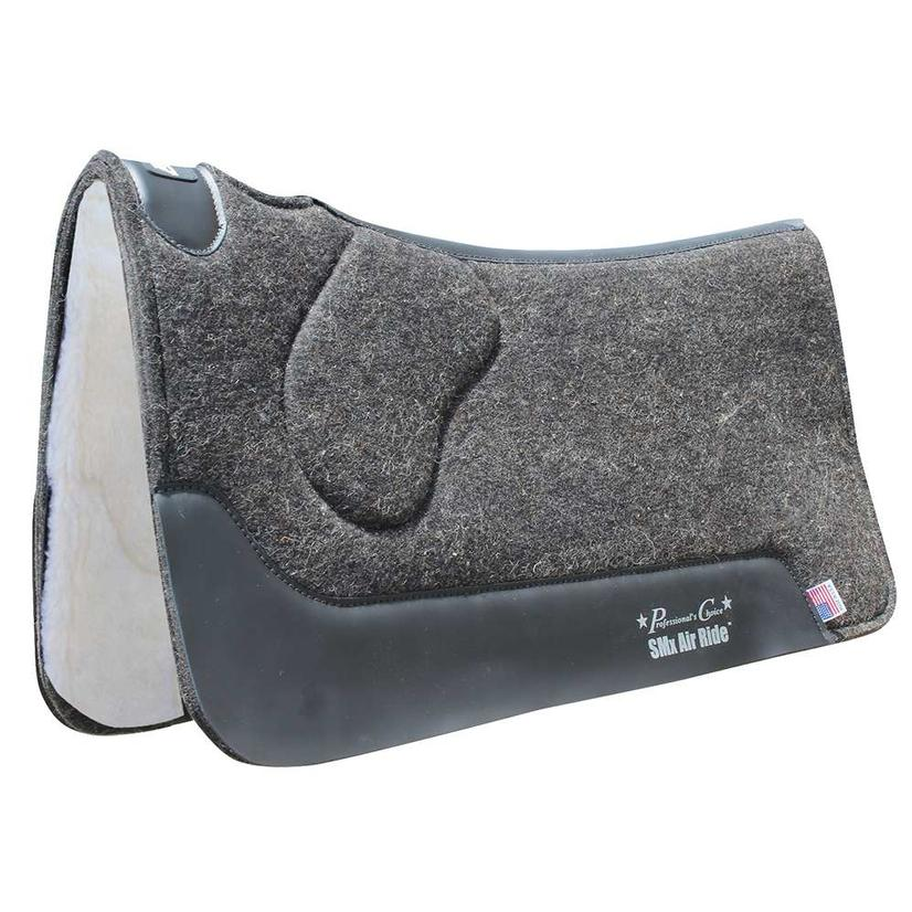 Cowboy Felt OrthoSport Air Ride Pad Merino Wool 1/2