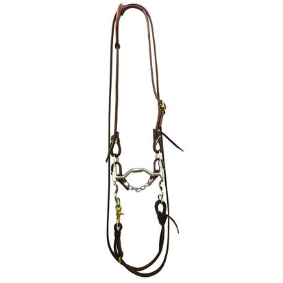 STT Roping Rein Bridle Set & Training Bit