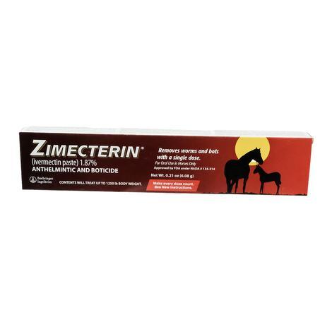 Zimecterin Paste