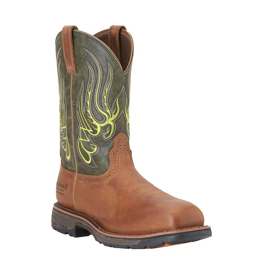 Ariat Mens Workhog Mesteno H2o Workboot