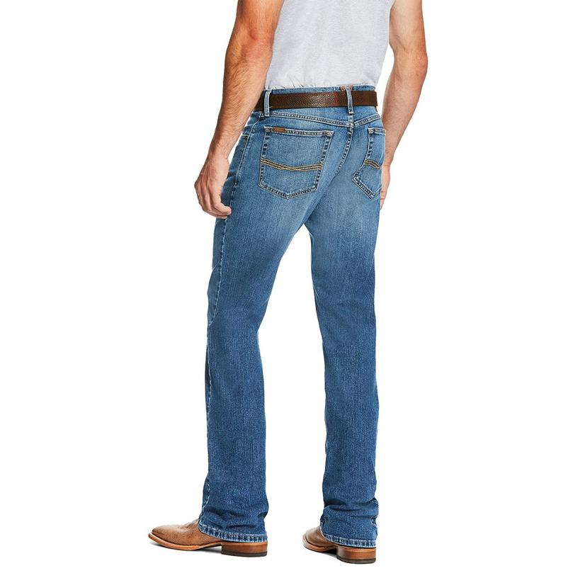 Ariat Mens M2 Relaxed Boot Cut Brandon Jeans