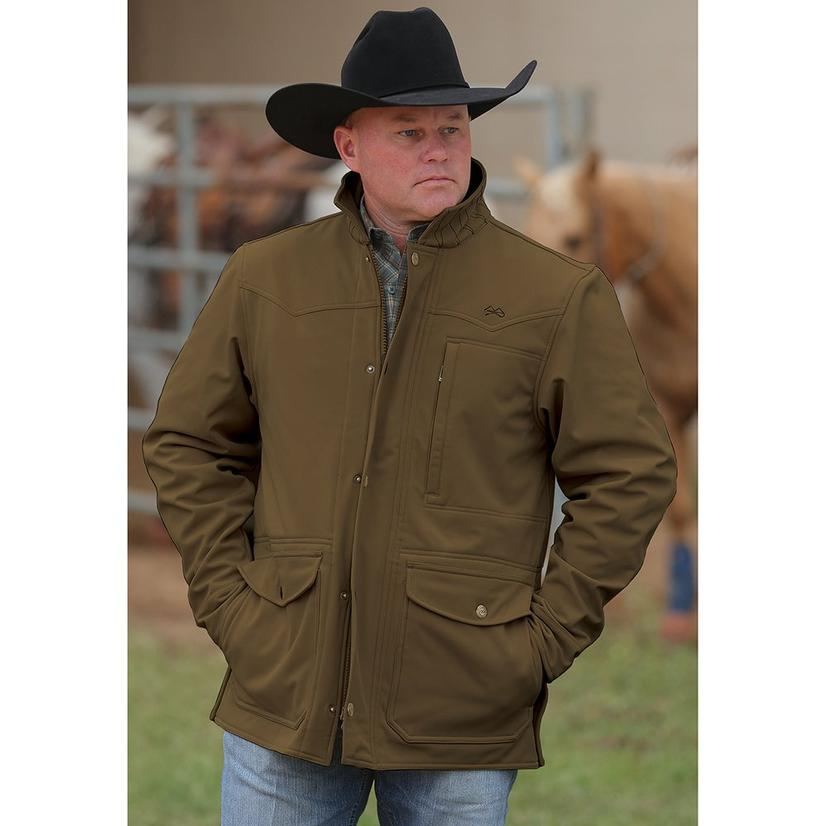 Miller Ranch Men's Carcoat Softshell Coat