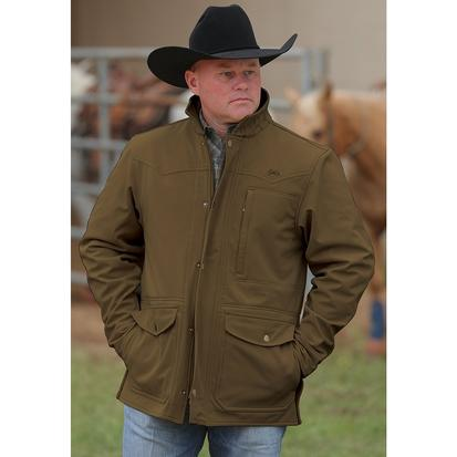 Miller Ranch Men's Carcoat Softshell Coat