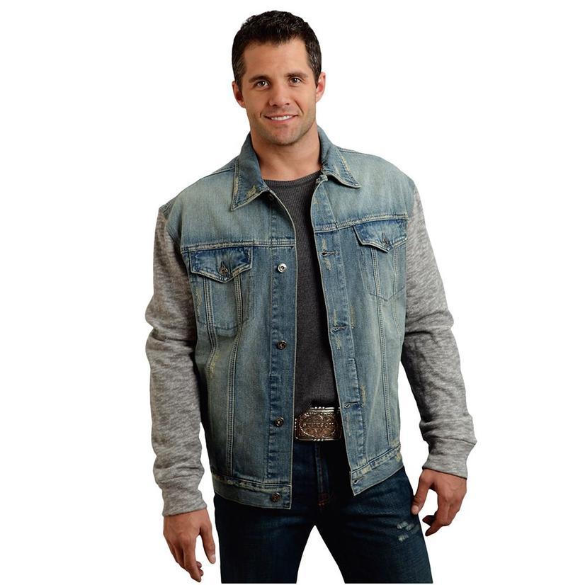 Stetson Denim Western Jacket