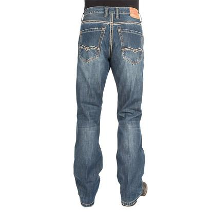 Stetson Mens Modern Fit Jeans