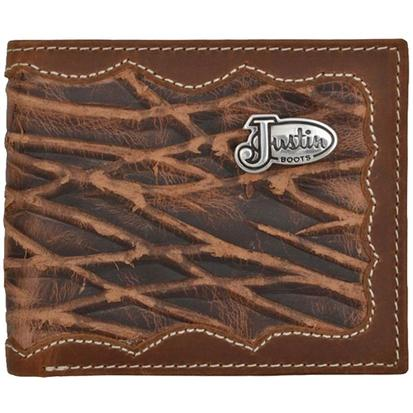 Justin Brown Western Bifold Wallet