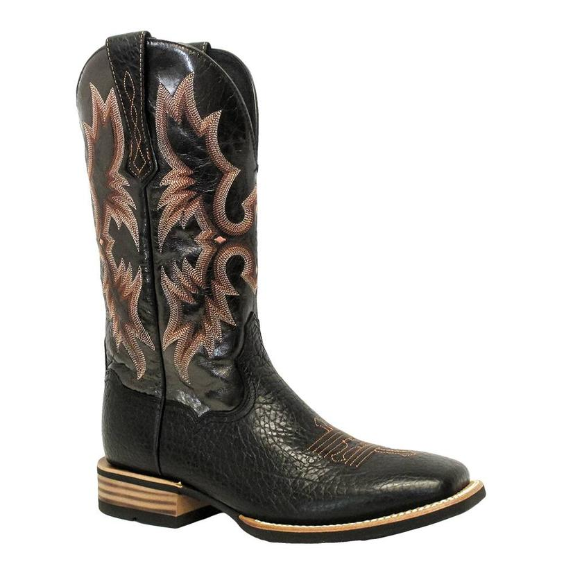 Ariat Mens Black Tombstone Boots