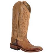 Anderson Bean Women's Butterscotch Wild West Boots