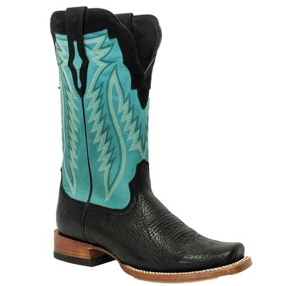 Ariat Mens Relentless Prime Black Bullhide Aquatop Boots