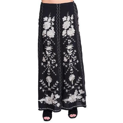 Tasha Polizzi Women's Black Cameron Skirt