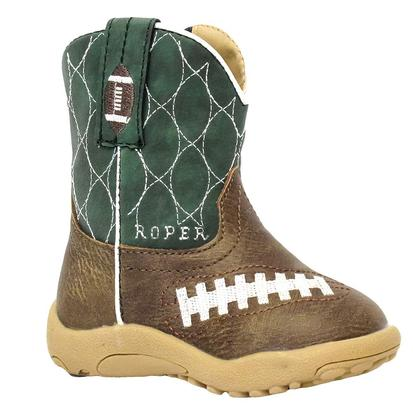 Roper Infant Kelly Green Football Boots