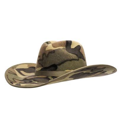 Glamouflage Charlie 1 Horse Cowboy Hat