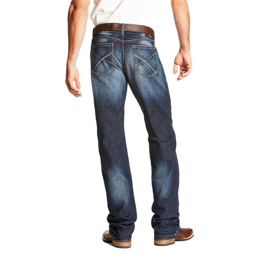 Ariat Mens M4 Reeve Boot Cut Jean
