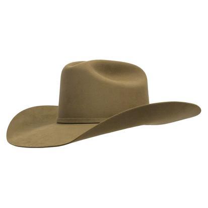 Resistol Arena 40X 4.25in Brim Dunn Felt Western Hat - Precreased
