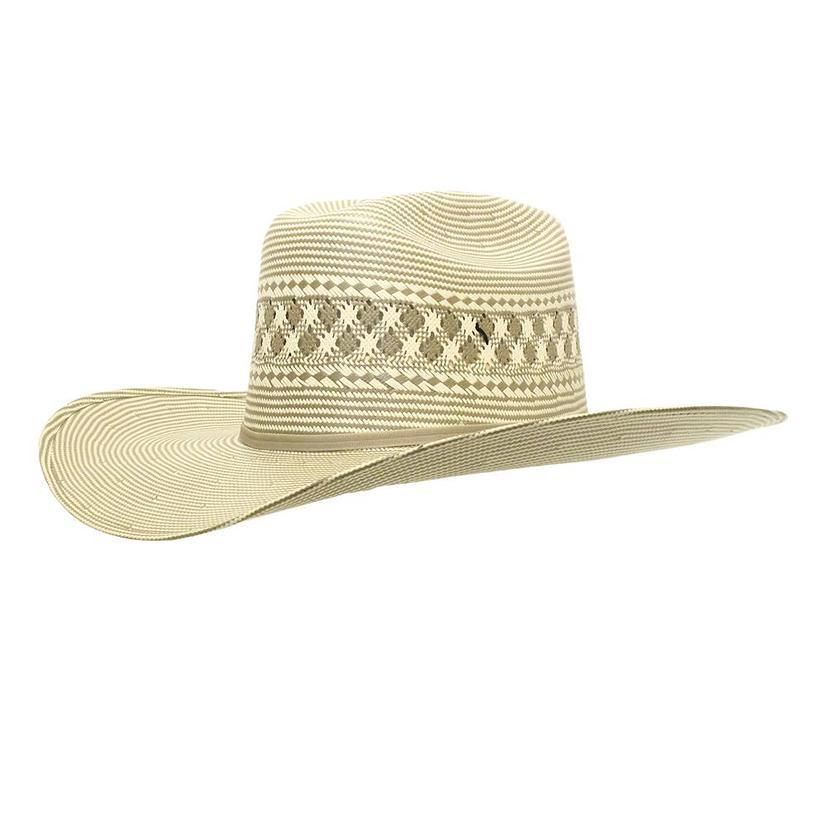 Atwood Clayton Straw Cowboy Hat