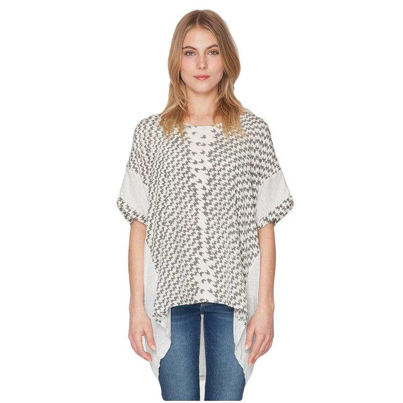 Biya Womens Kaleah Silk Top DOTTI