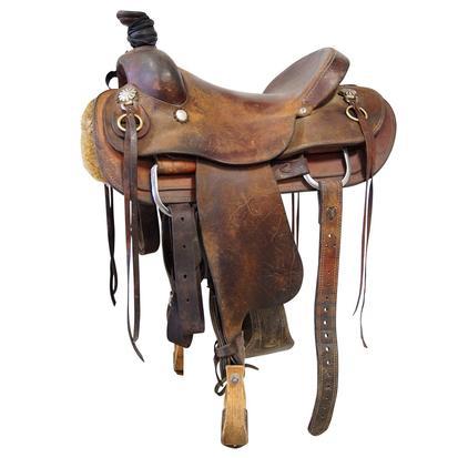 Teskey's Associate Ranch Saddle