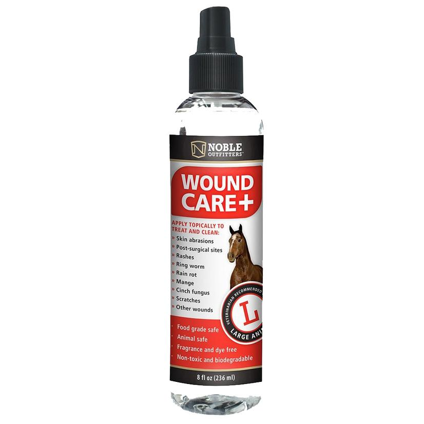 Noble Outfitters Large Animal Wound Care Spray - 8oz