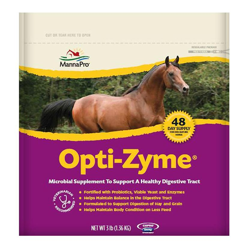 Manna Pro Opti- Zyme Horse Feed