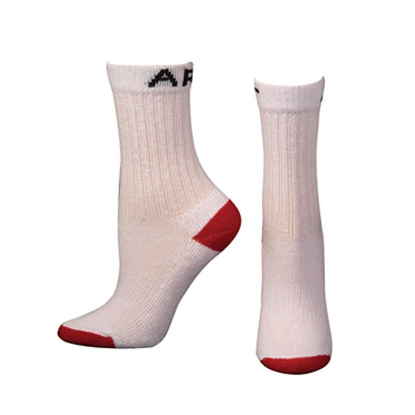 Ariat Youth 3- Pack Crew Socks