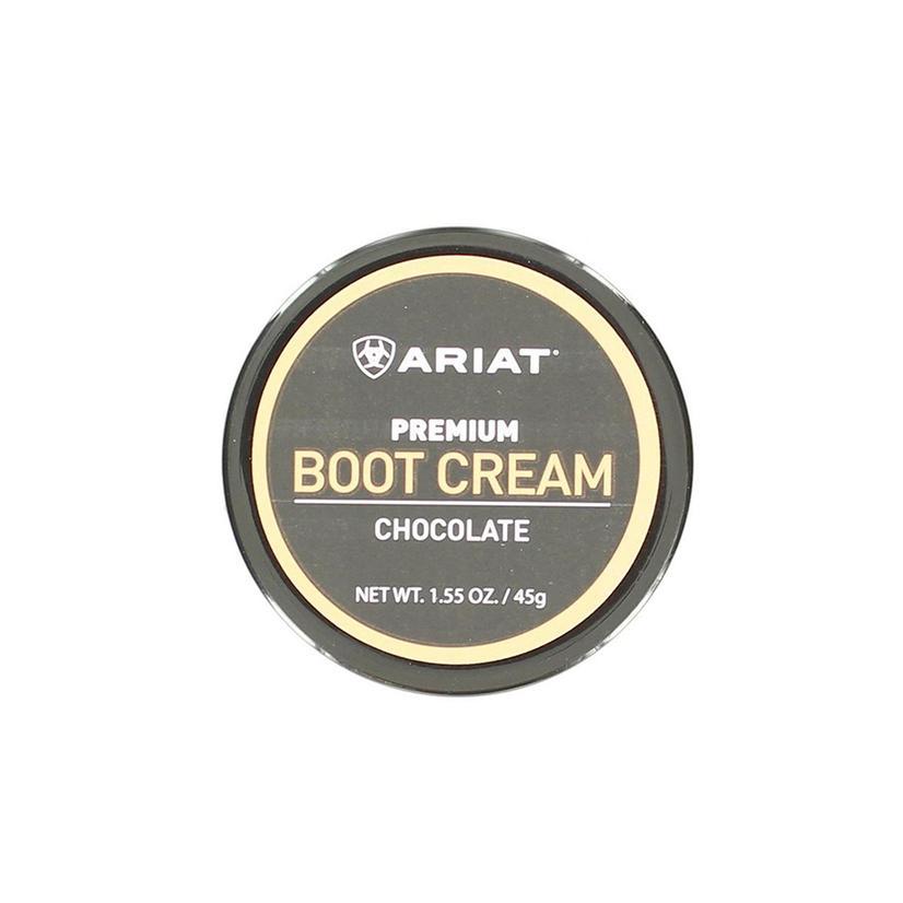 Ariat Chocolate Boot Cream 1.5 Oz