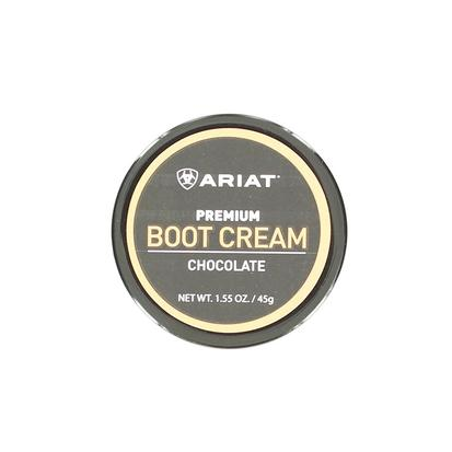 Ariat Chocolate Boot Cream 1.5 oz
