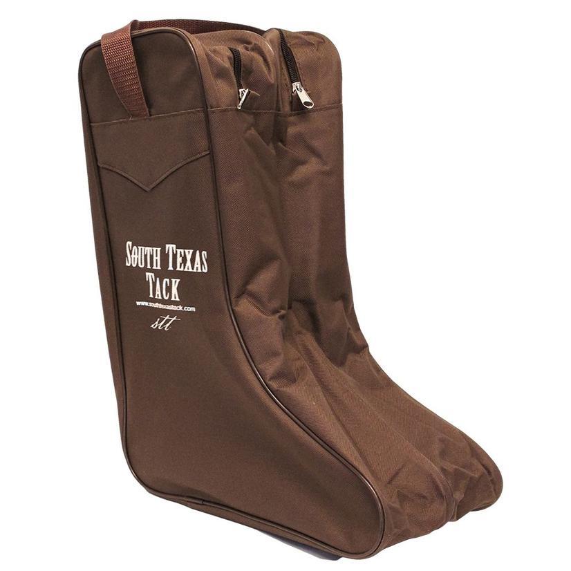 Stt Brown Boot Bag