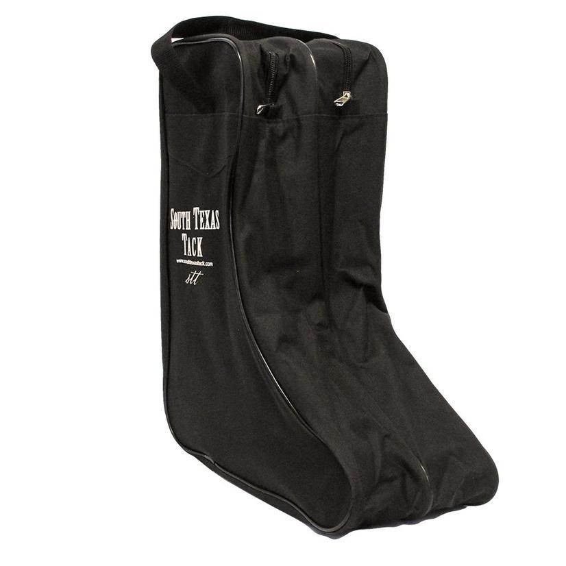 Stt Black Boot Bag