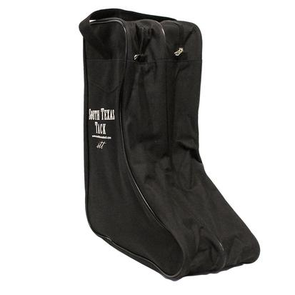 STT Black Boot Bag