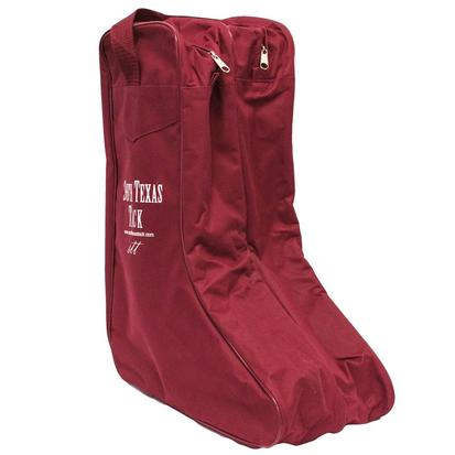 STT Burgundy Boot Bag
