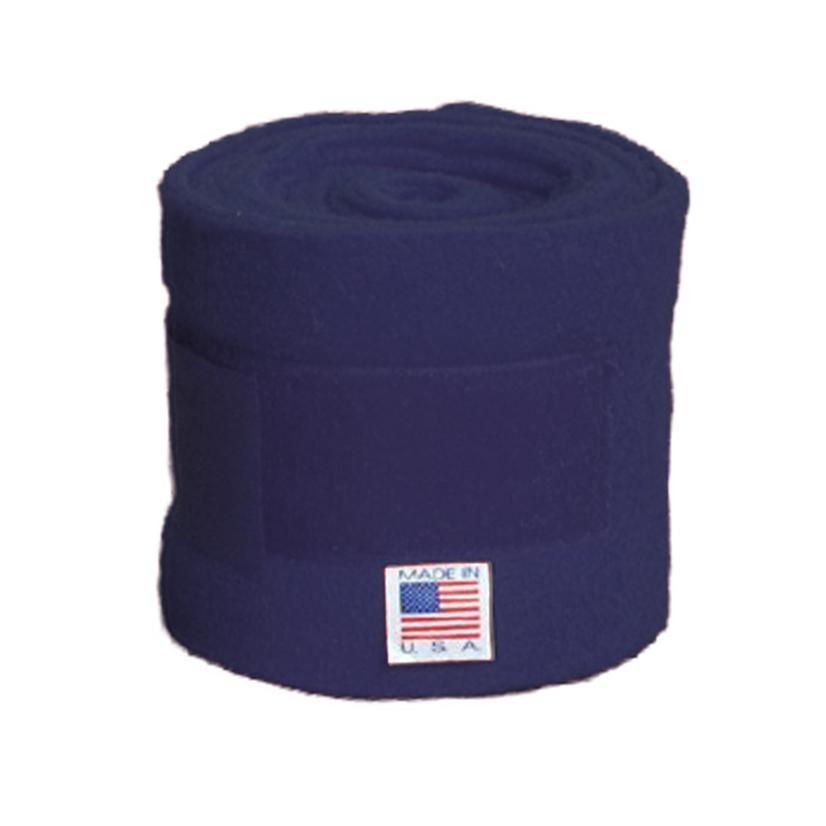 Keeneland Polo Wraps ROYAL_BLUE