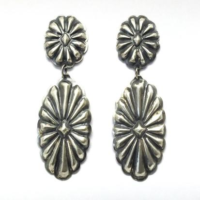 STT The Hundson Double Concho Earrings