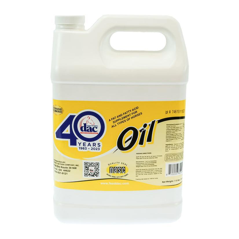 Dac Oil 1 Gallon