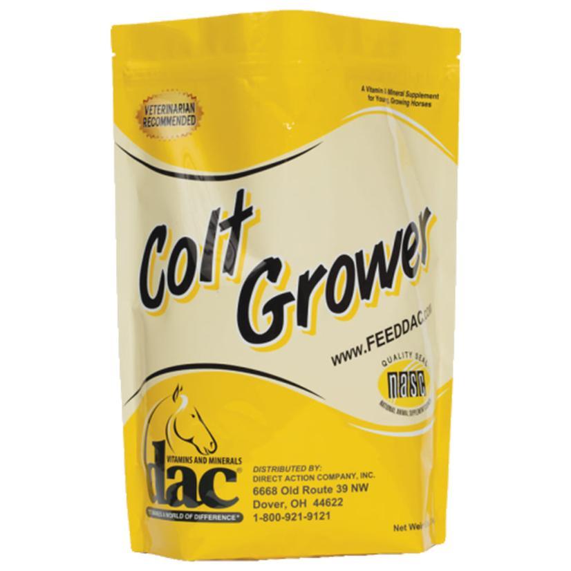Dac Colt Grower