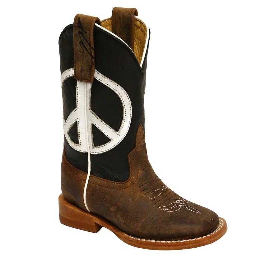 Anderson Bean Stt Limited Peace Sign Boot